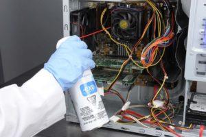 чистка компьютера